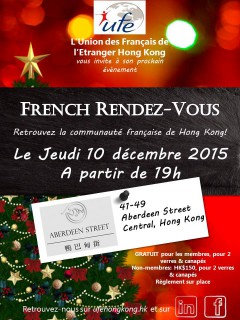 French Rendez-vous 10.12.15