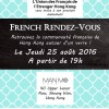 French Rendez-vous 25.08.16