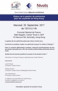 Enjeux de la gestion de patrimoine pour les expatriés à HK